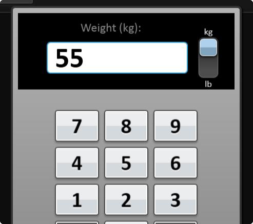Added Kilogram Weight Unit