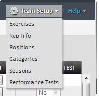 Team Setup