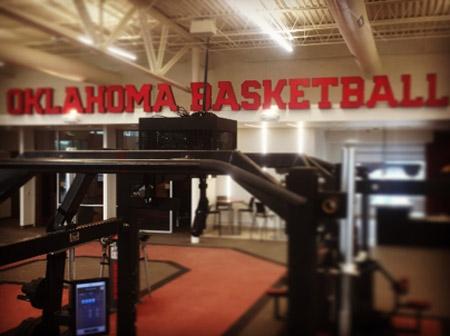 EliteForm - Oklahoma Basketball